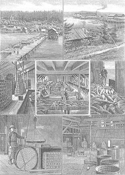 Chapter Five: Chinese and Ethnic Cannery Workers