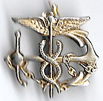U.S. Public Health Service lapel pin