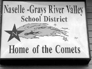 Naselle Schools get 're-signed'