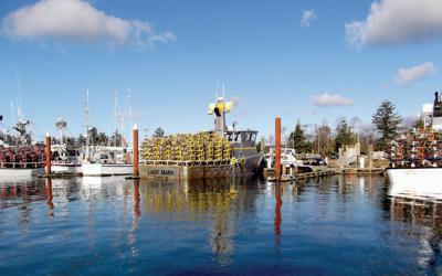 Port of Chinook short of money