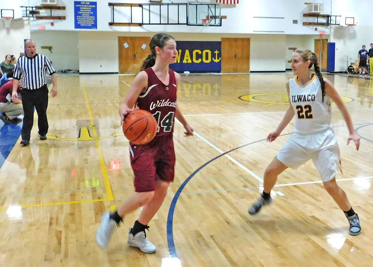 Ilwaco girls defeat Ocosta, NW Christian