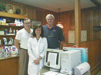 William Mundy, animal clinic cooperate in raising funds for medical treatment