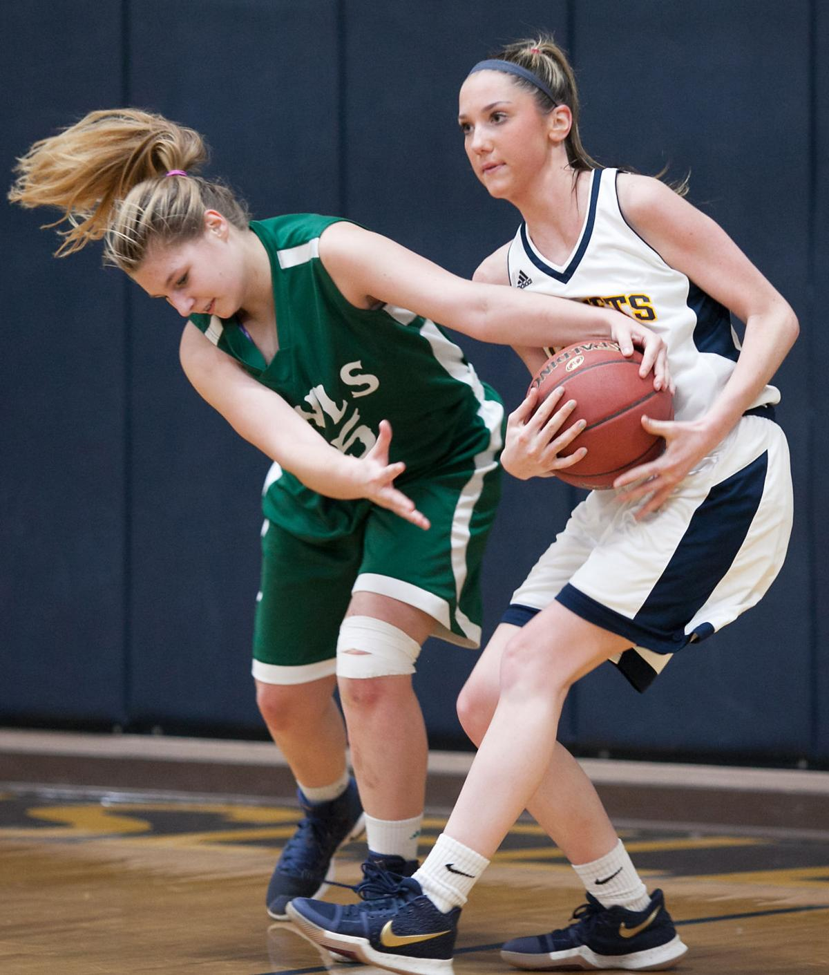 Comet girls eclipse Knight in non-league game