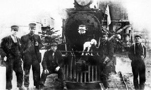 Oysterville's 150th Birthday: The promise of a train