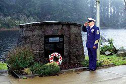 Coast Guard pays tribute to the Triumphs of the past