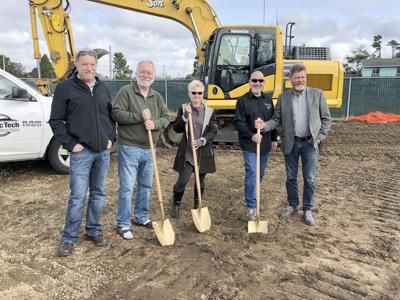 Low-income housing project starts