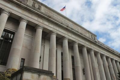 Washington Supreme Court building: Temple of Justice