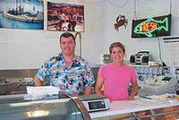Brother and sister open OleBob's Seafood Market