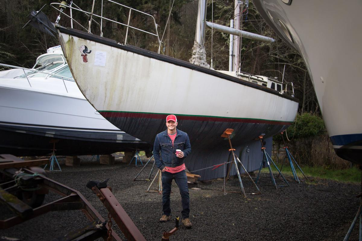 Ilwaco vessel auction
