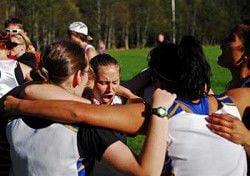 Weidner, Pacheco take seconds at home XC meet