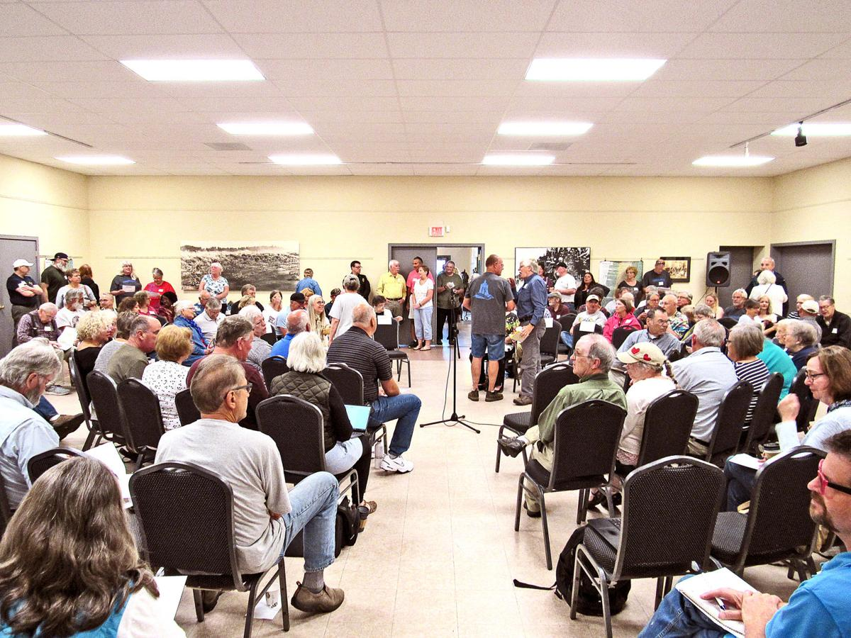 Seaview annexation meeting