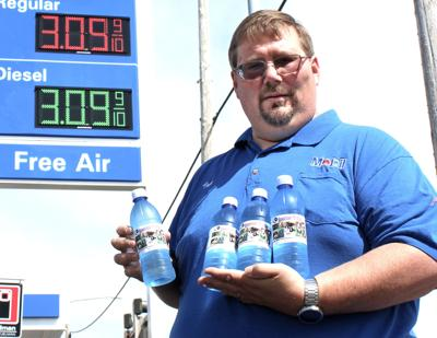 Water refreshes customers, helps shelter animals