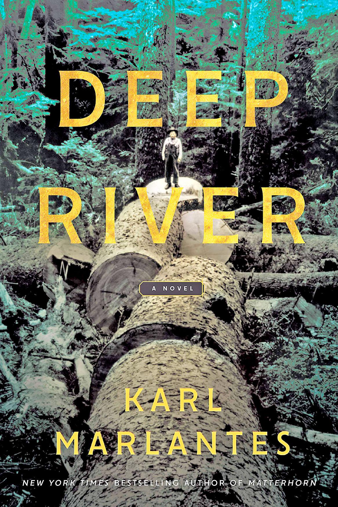 Deep River book jacket