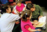 Reading brings generations together in Ocean Park