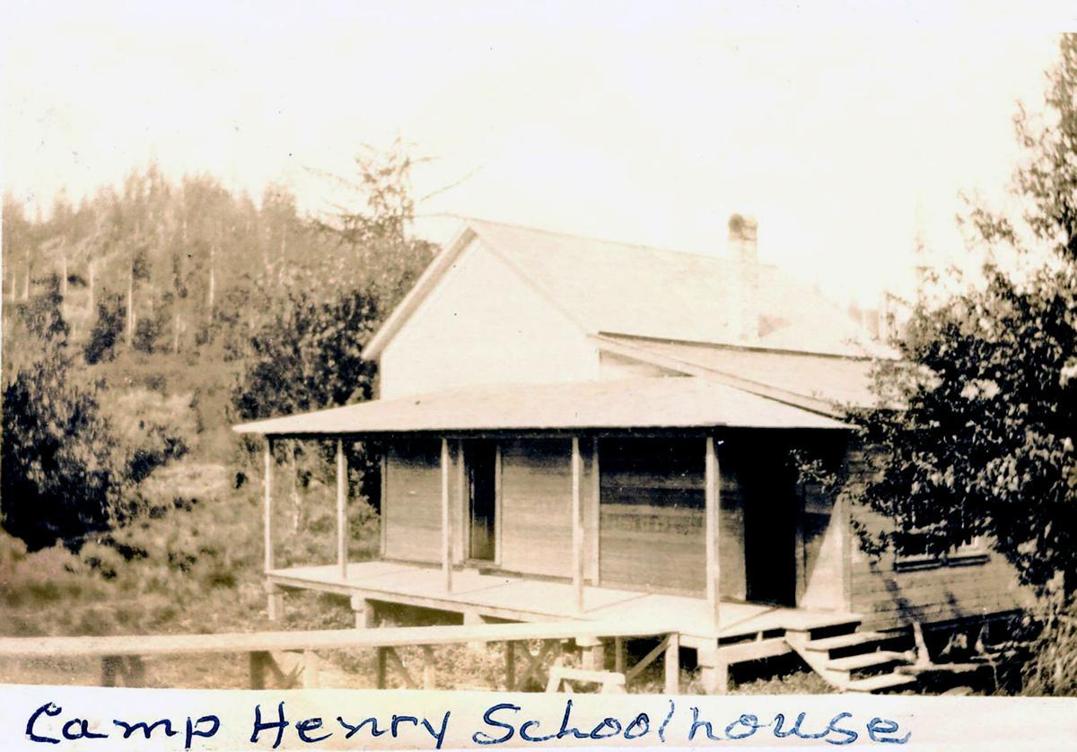 Camp Henry Schoolhouse