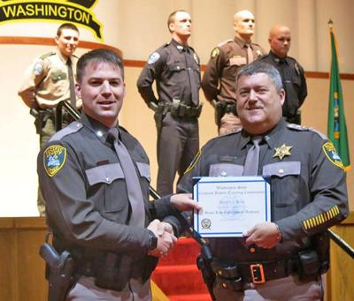 Deputy Ross graduates from police academy