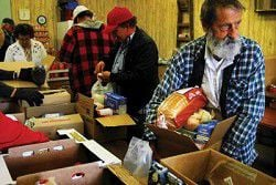 Ilwaco Food Bank moves into new, dry home