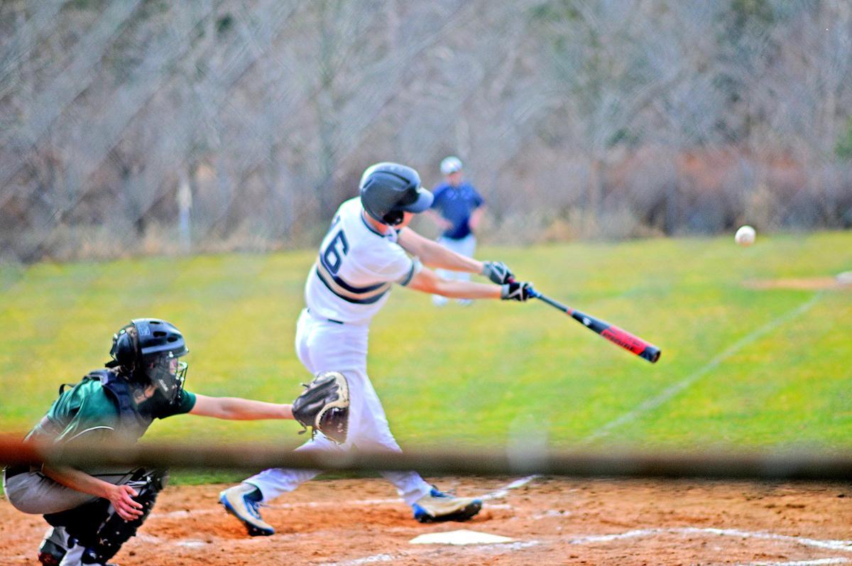 Naselle baseball Josh Townsen