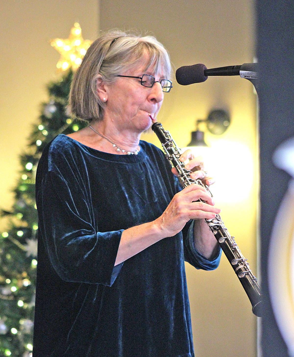 Beautiful music in a festive setting
