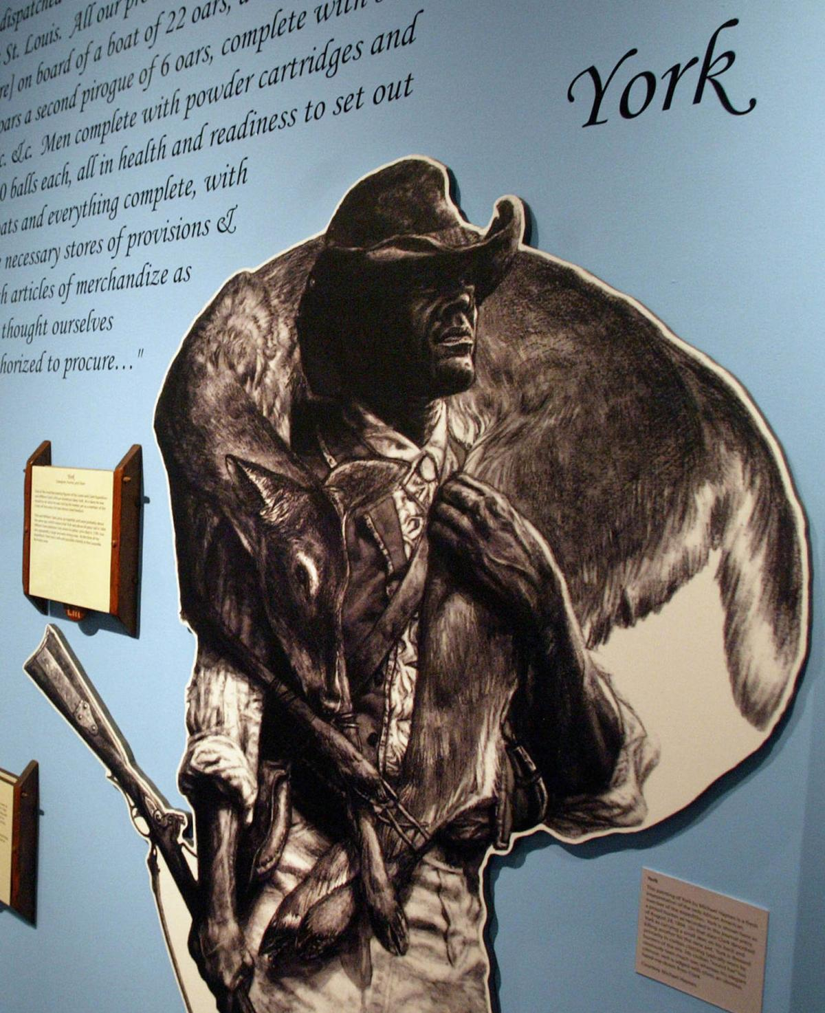 York's saga an underreported chapter of Lewis & Clark story