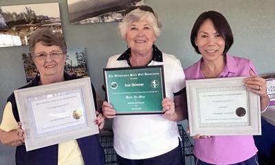 Surfside presents ladies winners