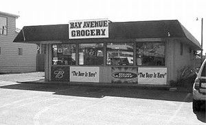 OP's Bay Avenue Grocery open for business