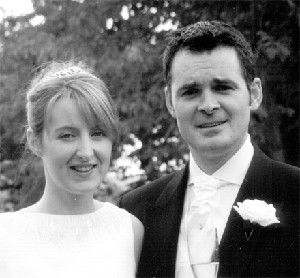 Just Married: Kent Jackson weds Sharon Perks