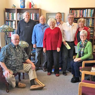 New officers elected at Peninsula Senior Activity Center