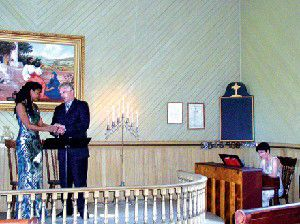 Old church hosts concert of classic tunes