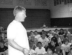 McNulty to coach Fishermen wrestling team