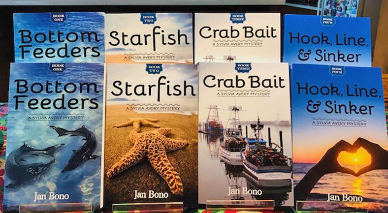 Bono book series