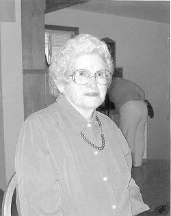 Obituaries: Ola Elsie Sibley