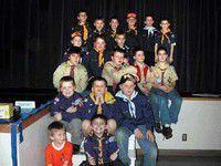 Cub Scouts hold Pinewood Derby in Naselle