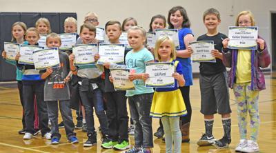 Naselle Elementary honors SOMs