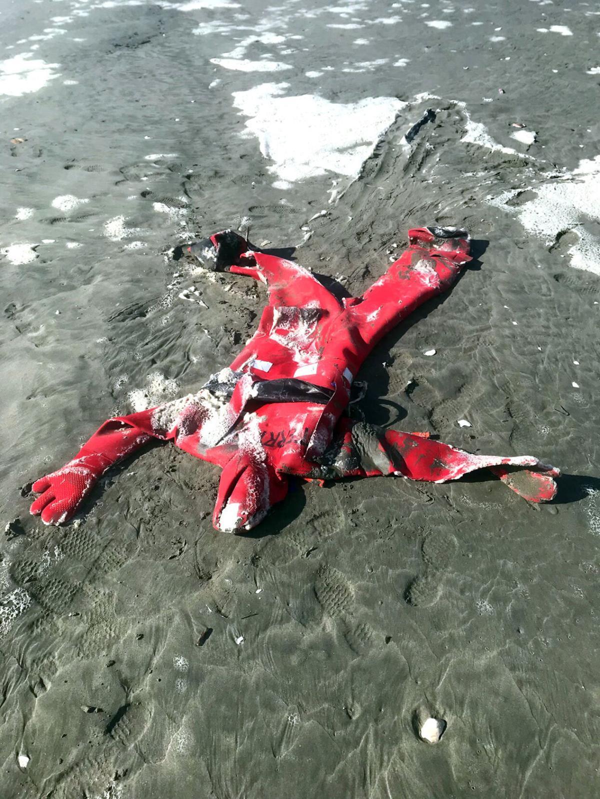 Terry F Survival suit