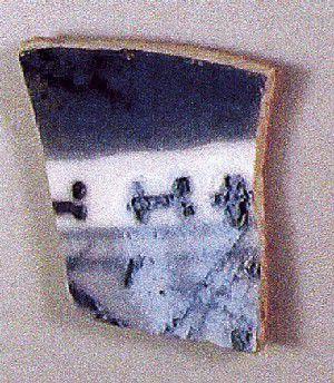 Fur trade artifacts found along river