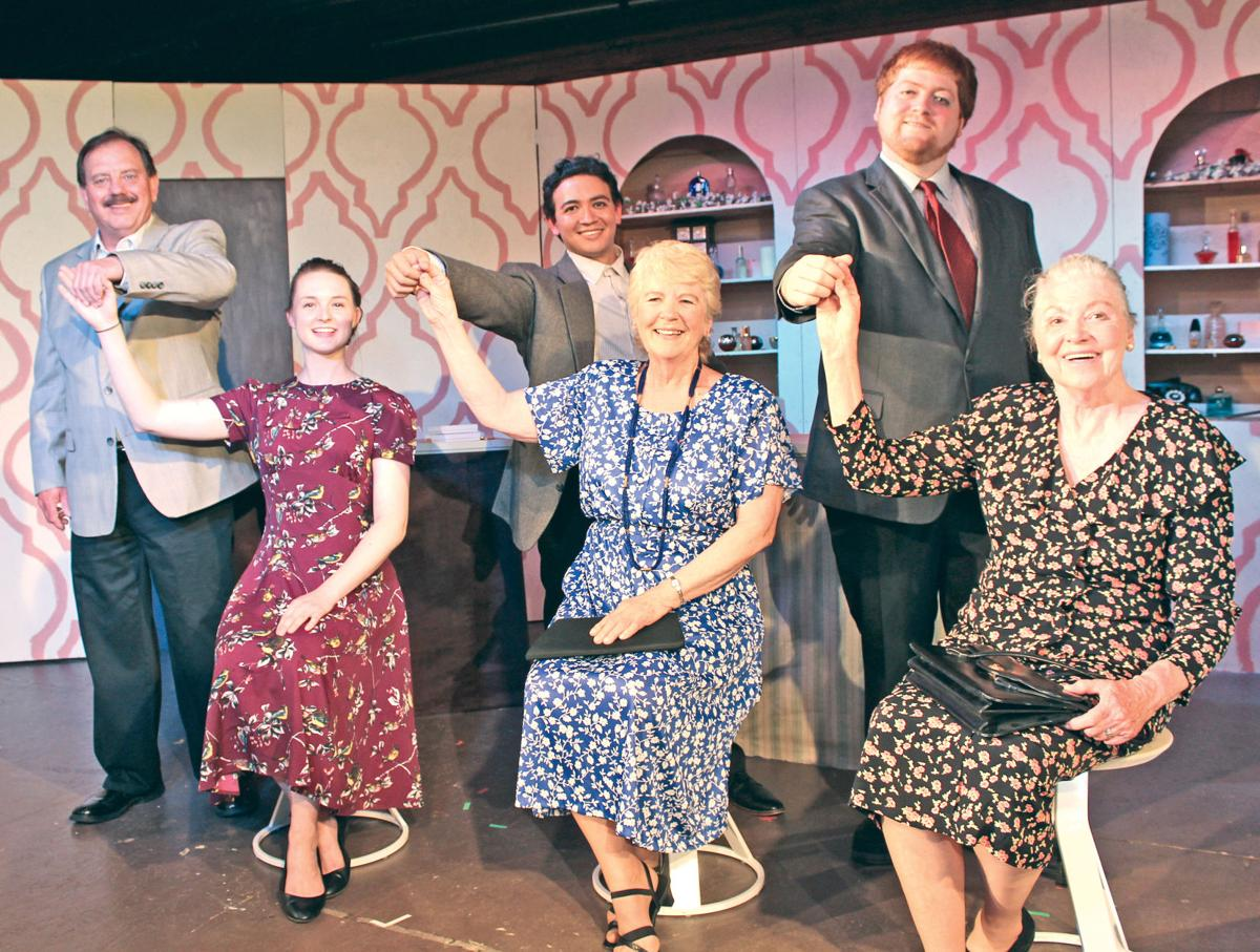 Family-friendly musical  staged by family of friends