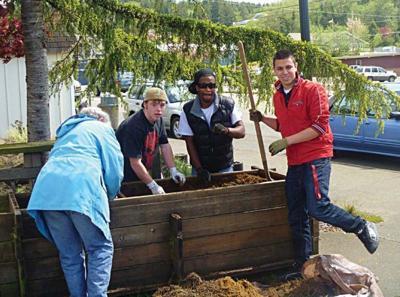 Garden heroes beautify South Bend