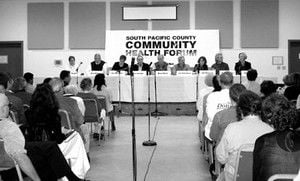 Forum reveals depth of concerns over health care
