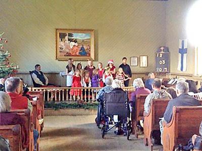 Deep River Christmas Concert a big hit
