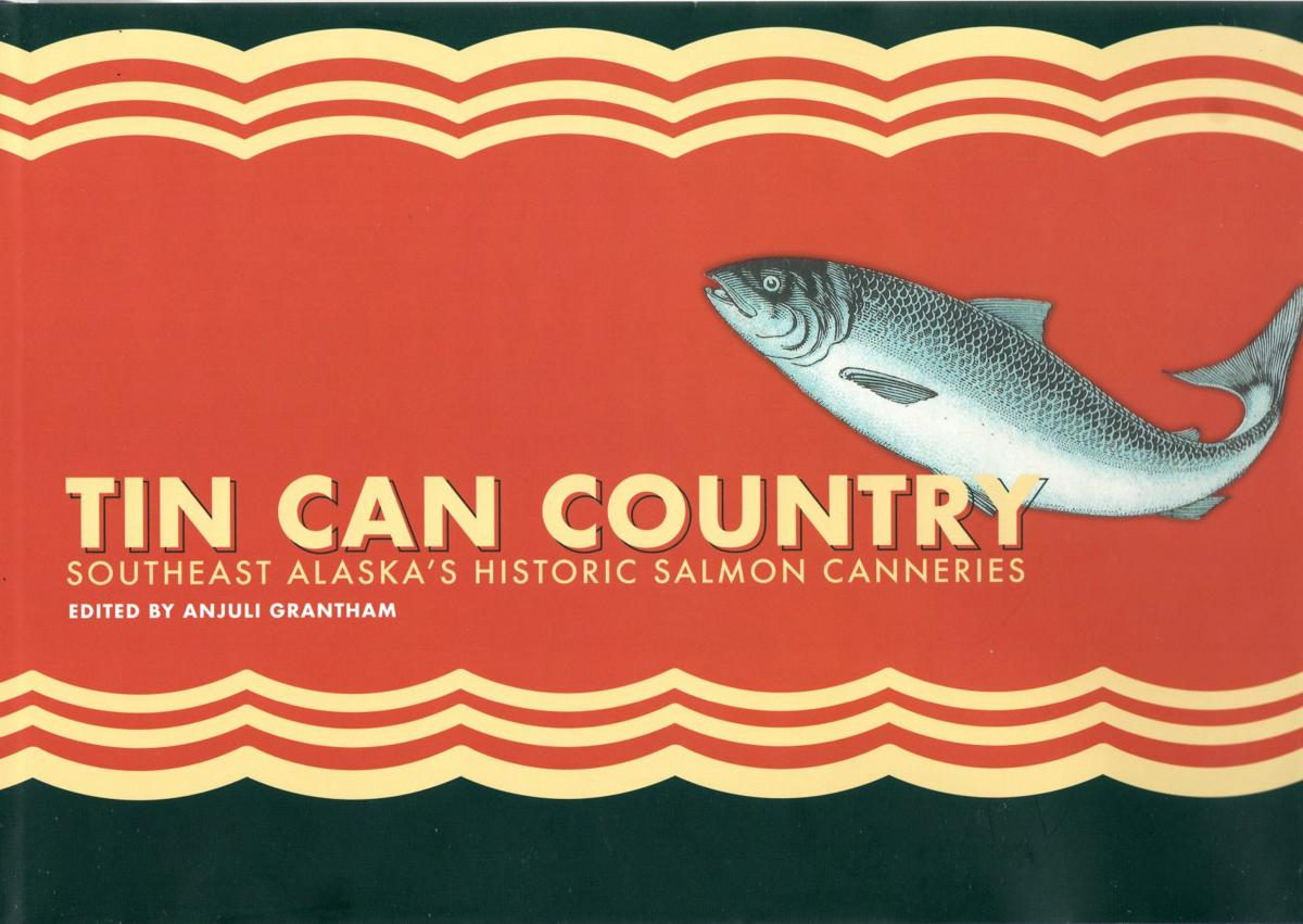 """""""Tin Can Country"""" book jacket"""
