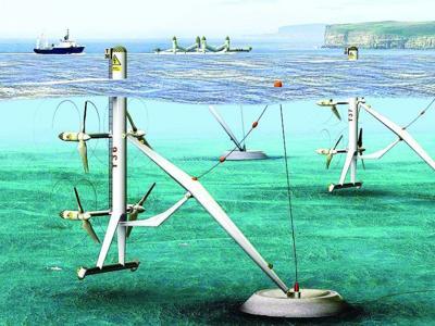 Tidal turbines still working through issues near bay
