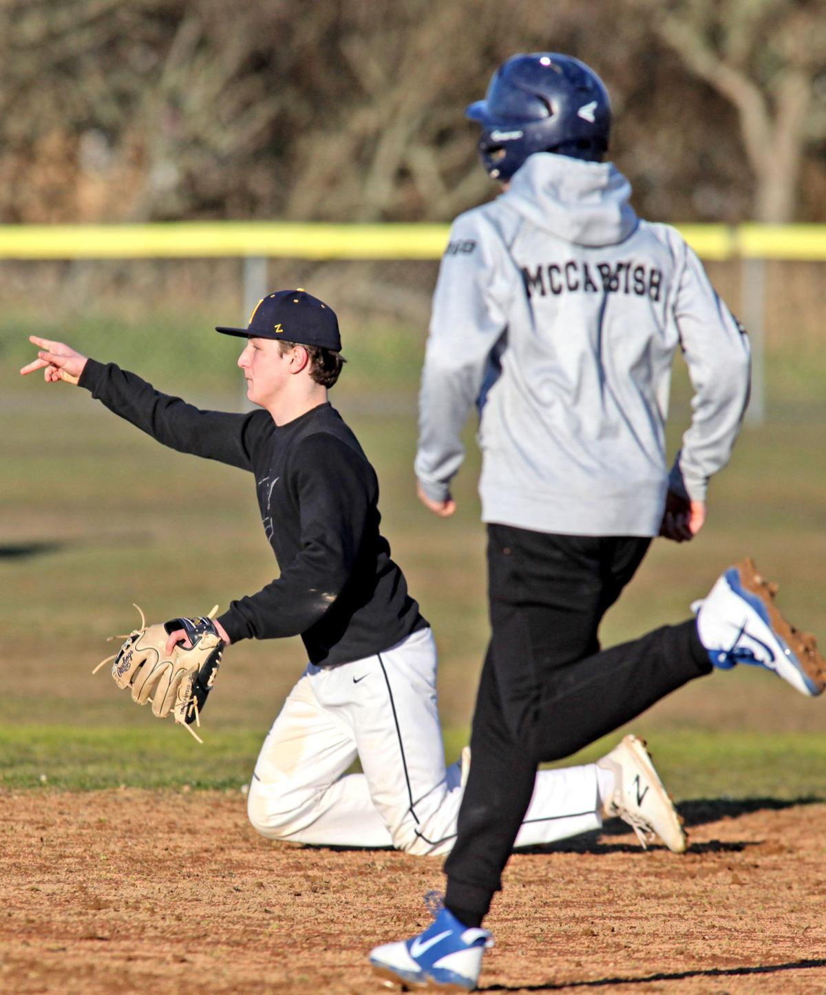 IHS second baseman