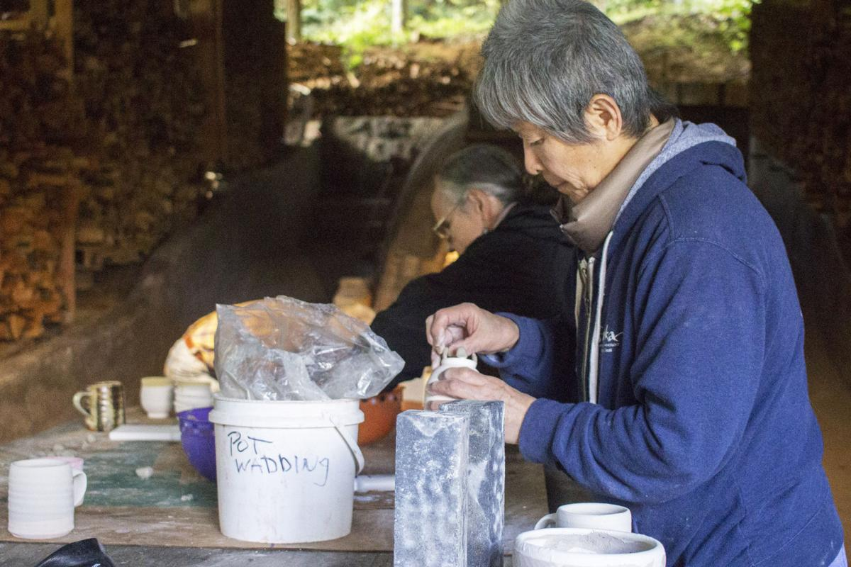 Local kiln impact spans Pacific Rim
