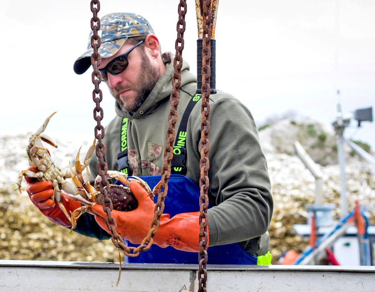 Crabbing tragedy leaves one missing