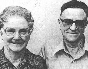 70th Wedding Anniversary: Vernon and Ella Worthington celebrate seven decades together