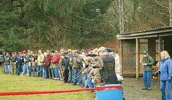 Chinook Valley Gun Club hosts 10th Annual Seafood Shoot
