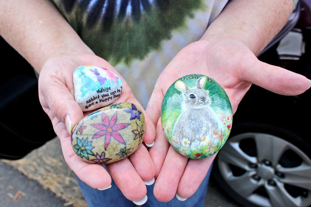 Painted rocks2