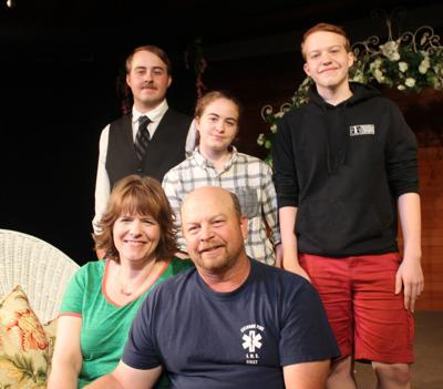 Family drives troupe's backstage success