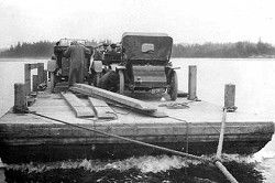 Sunday outings via the Nahcotta ferry: Summer 1914